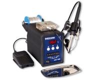 Цифровая индукционная паяльная станция с автоматической подачей припоя Quick376D ESD Lead Free