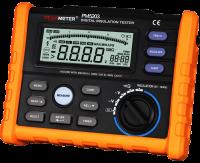 Измеритель сопротивления изоляции (мегаомметр) PeakMeter PM5203